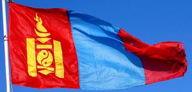 Cờ Mông Cổ - Các Nước Ăn Tết Giống Việt Nam