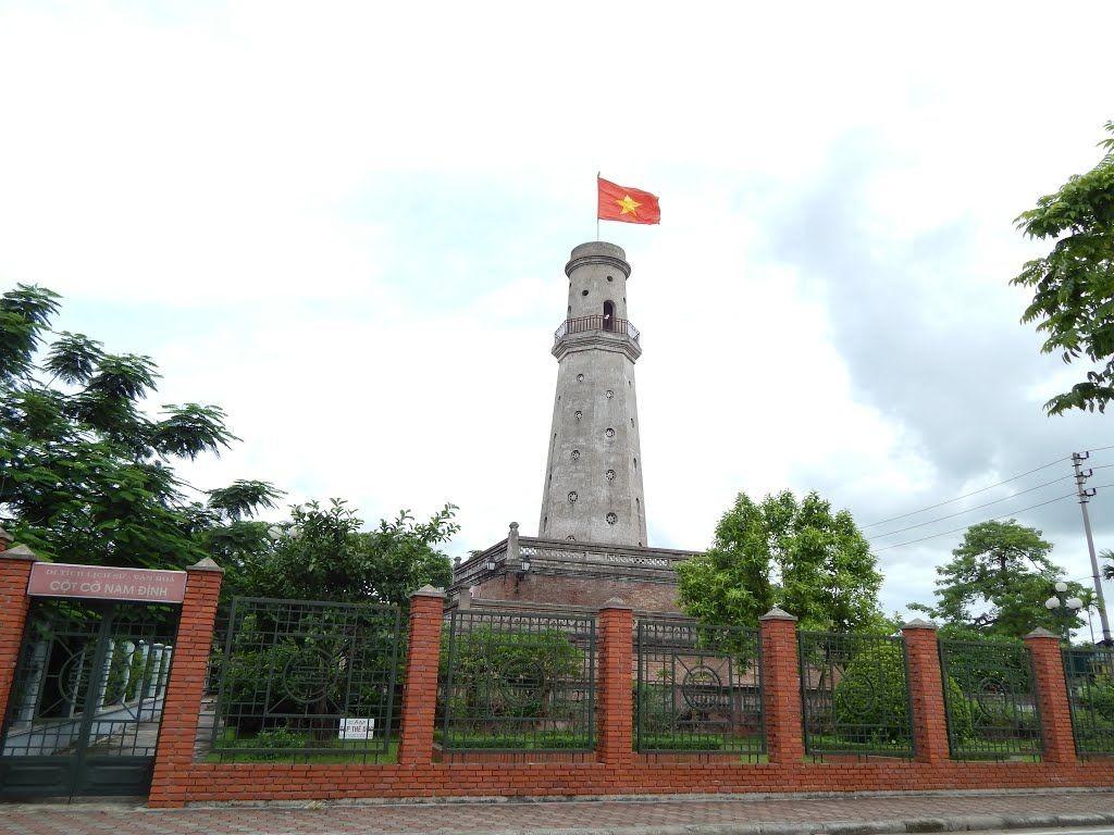 Cờ Tổ Quốc Nam Định