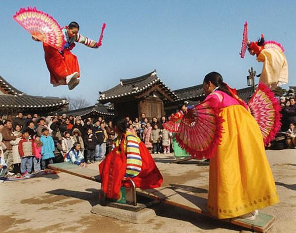 10 Nước Có Ngày Tết Âm Lịch Giống Việt Nam - Hàn Quốc