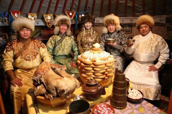 10 Nước Có Ngày Tết Âm Lịch Giống Việt Nam - Mông Cổ