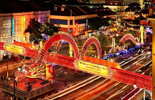 10 Nước Có Ngày Tết Âm Lịch Giống Việt Nam - Singapore