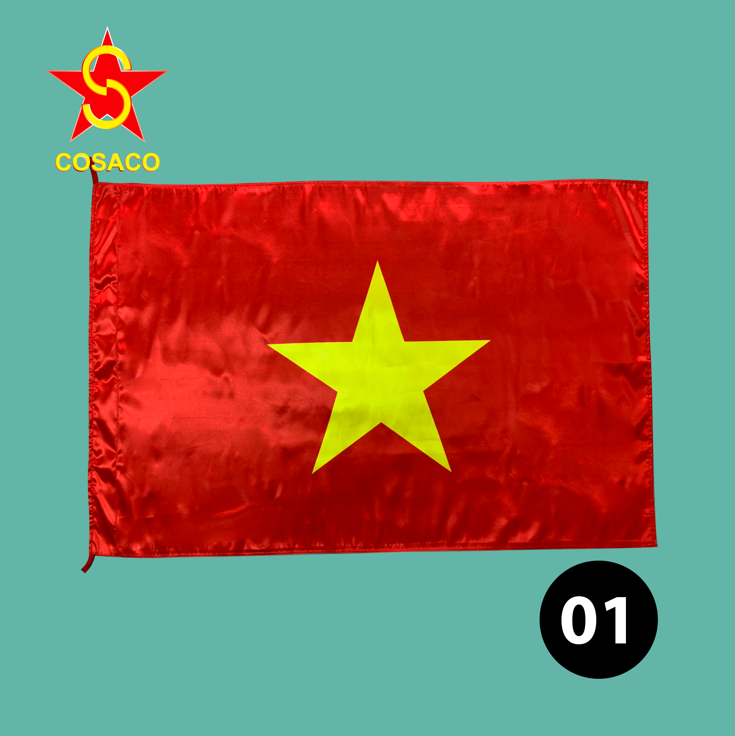 Cờ Tổ Quốc in cao cấp