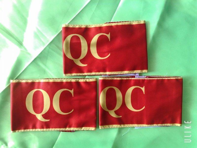 Băng đeo tay QC